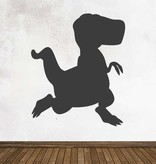 Black board Fantasy Dinosaur 2 Sticker
