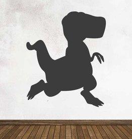 Autocollant tableau noir Imagination Dinosaure 2