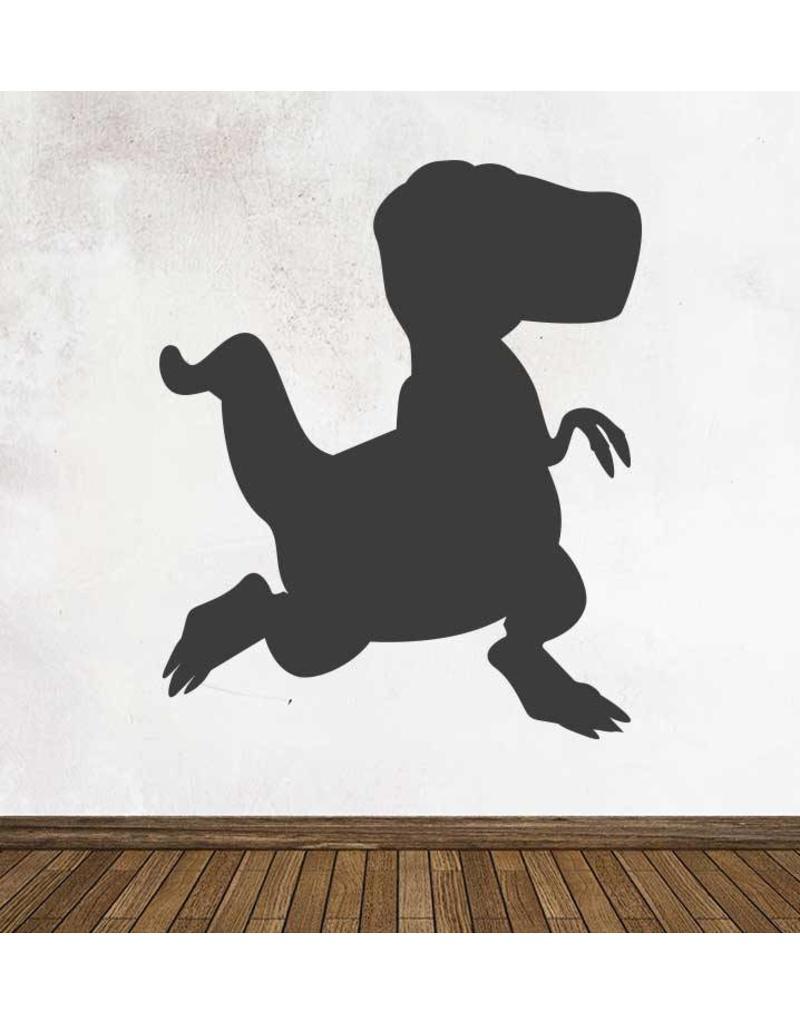 Black board Fantasy Dinosaur 2 Sticker