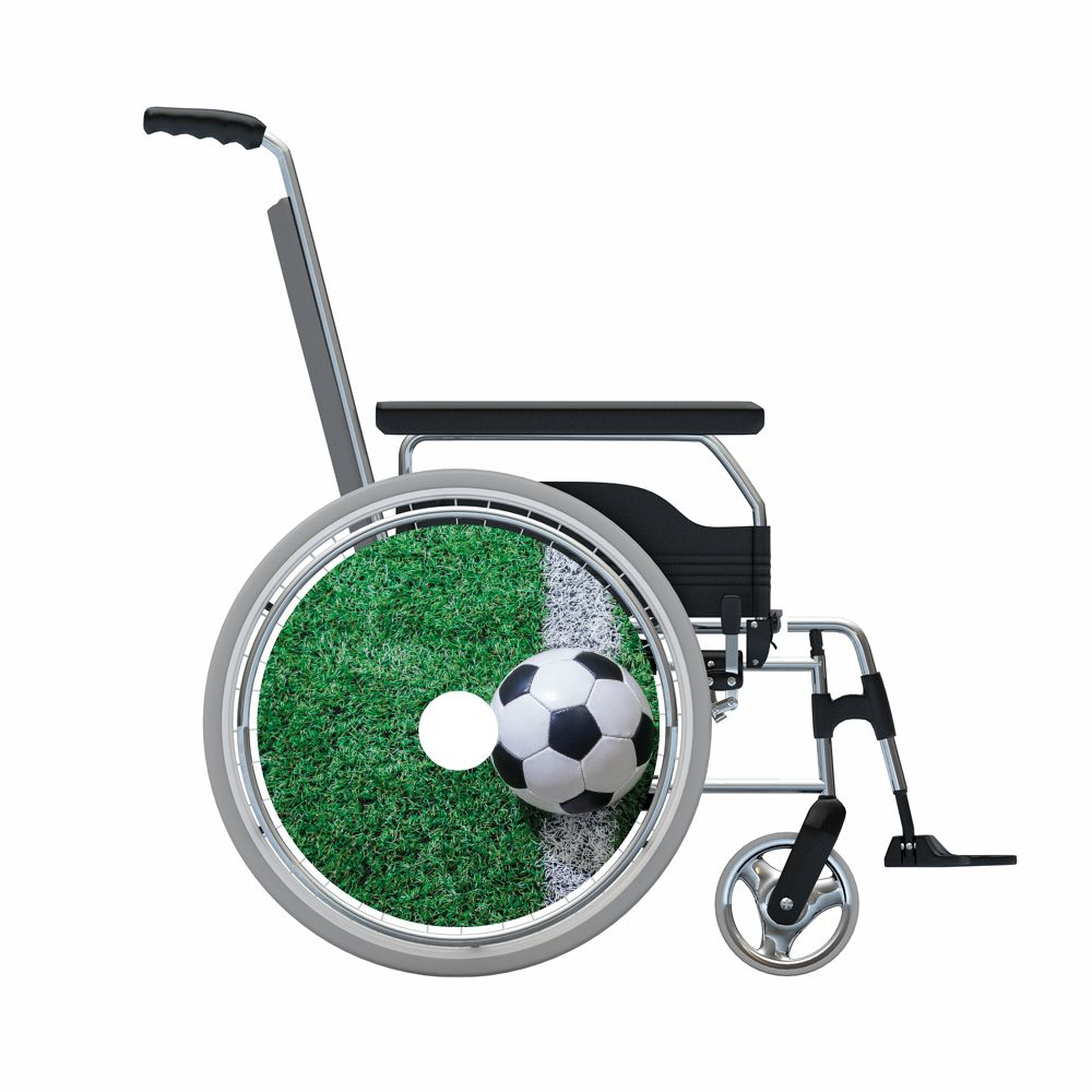 Spaakbeschermer voetbal 2