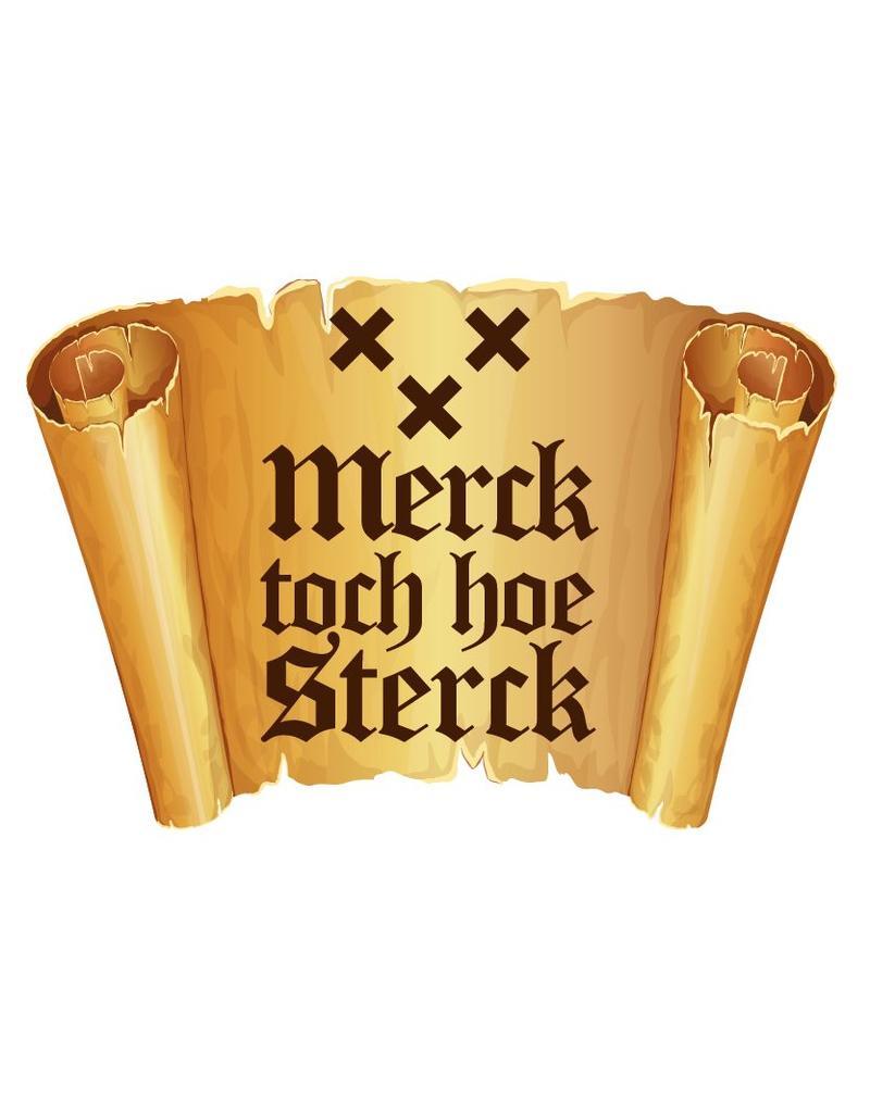 Merck encore comment Sterck
