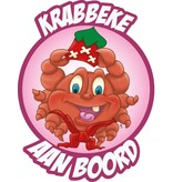 Krabbeke à bord Meske