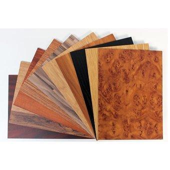 Holz Budget Probenbox