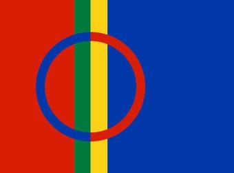 Lapland vlag