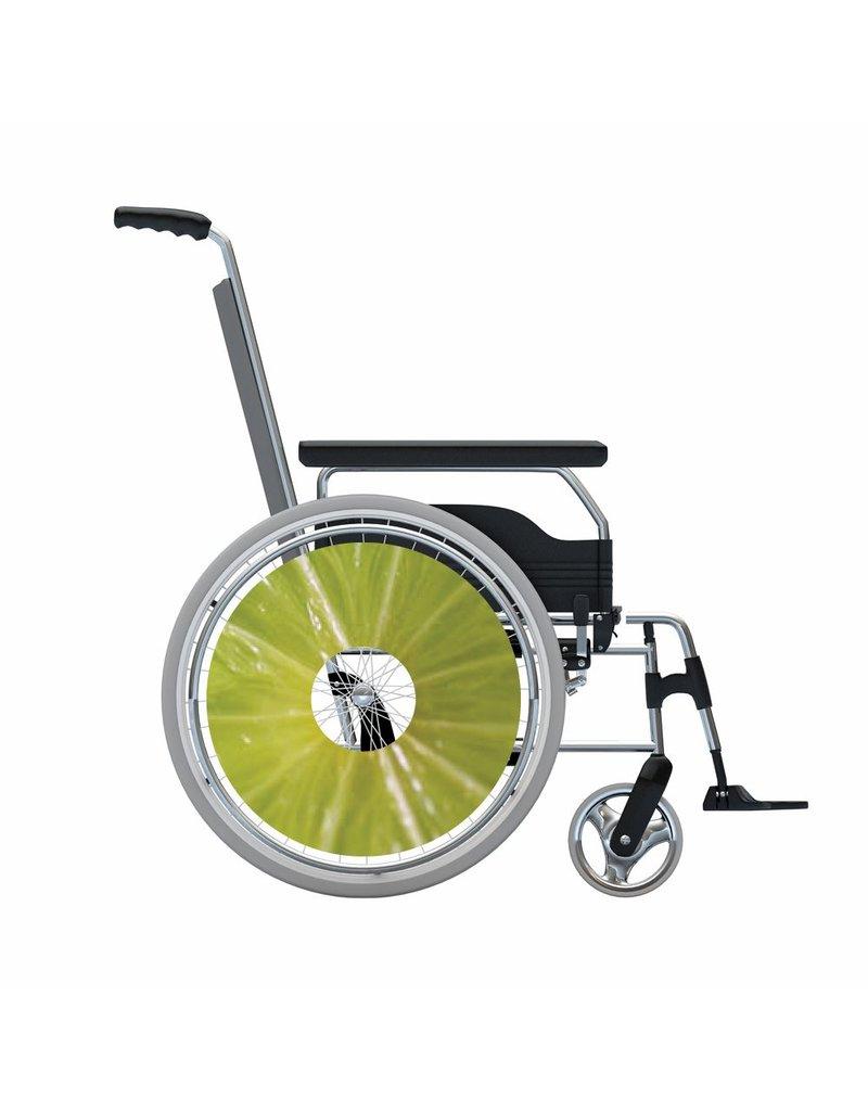 Spaakbeschermer sticker Fruit