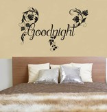 Wall Sticker bedroom text 5
