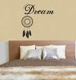 Wall Sticker bedroom text 4