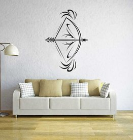 Wall Sticker bow and arrow