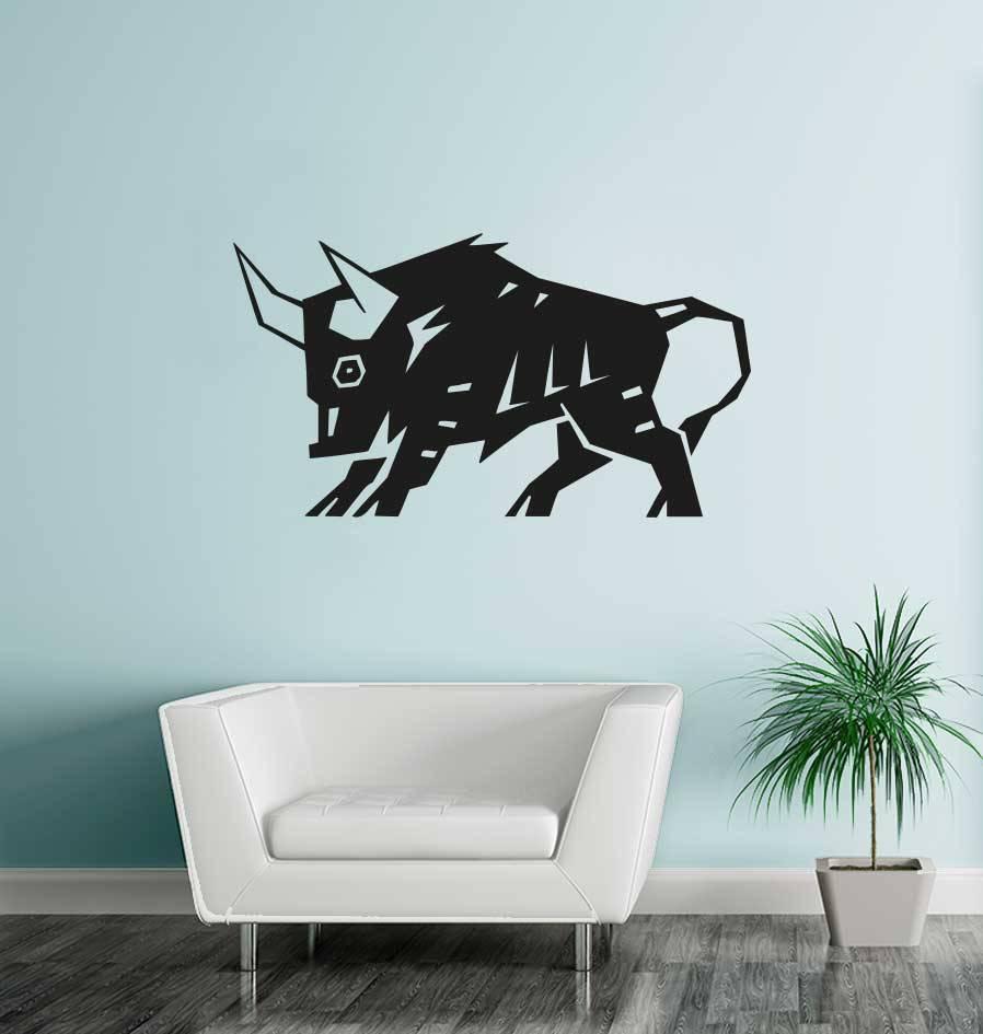 Taurus Zodiac sticker