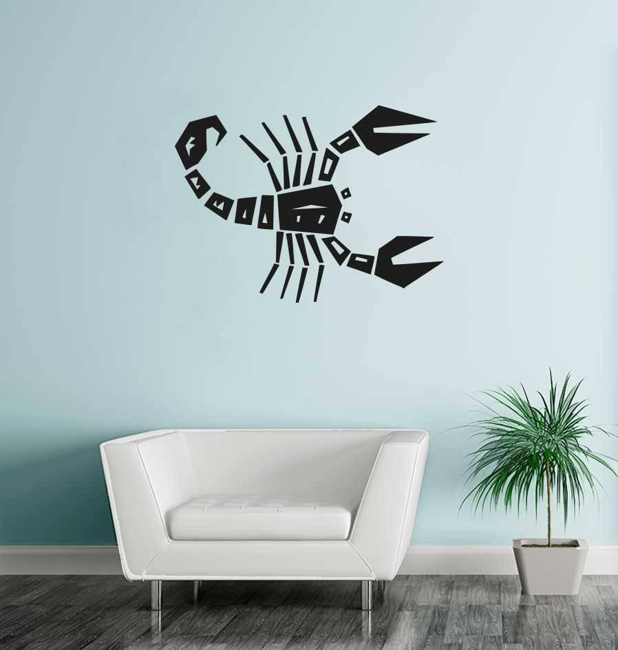 Skorpion Sternzeichen Sticker