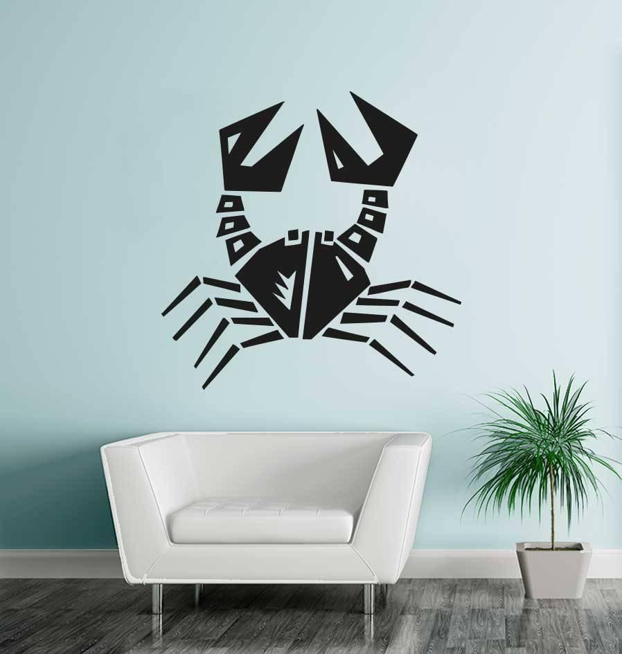 Lobster constellation sticker