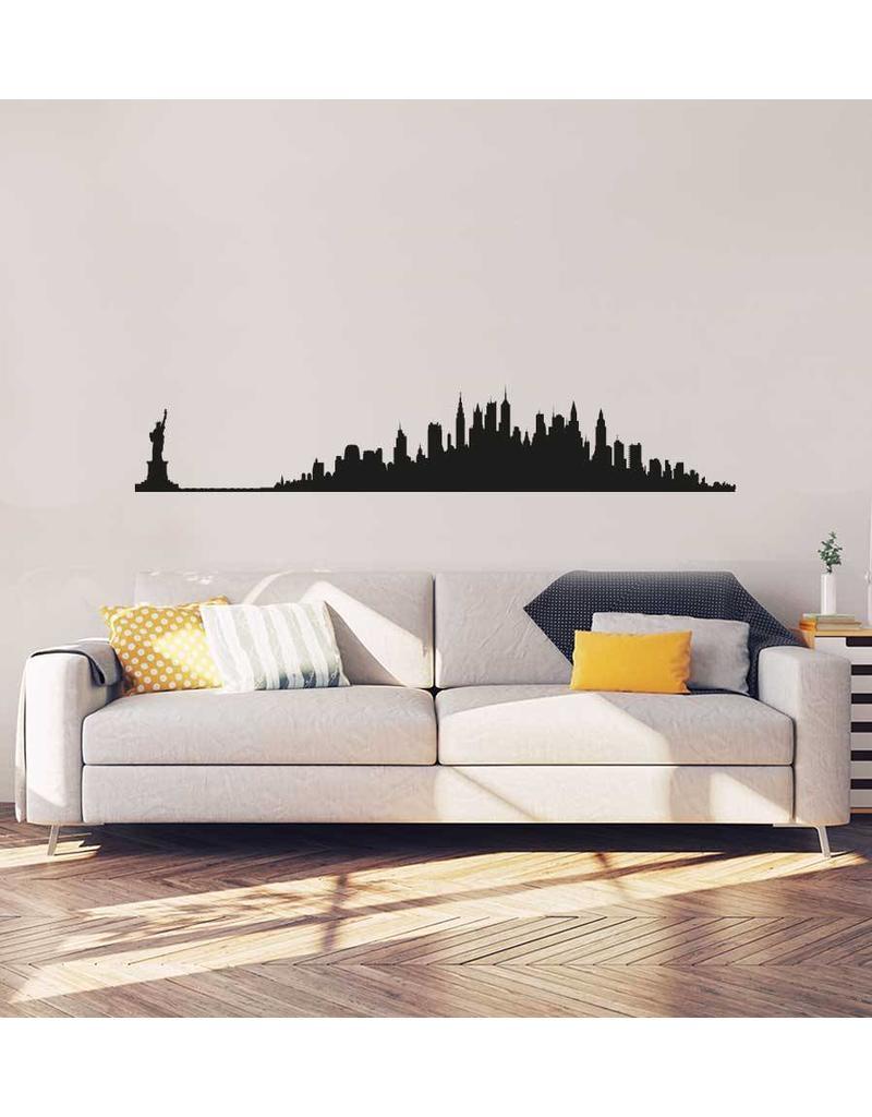 Skyline NYC Sticker