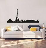 Skyline Parijs Sticker