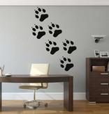 Pies de perro
