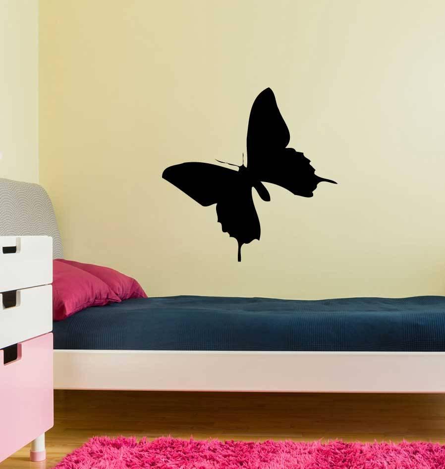 Papillon 2 autocollant