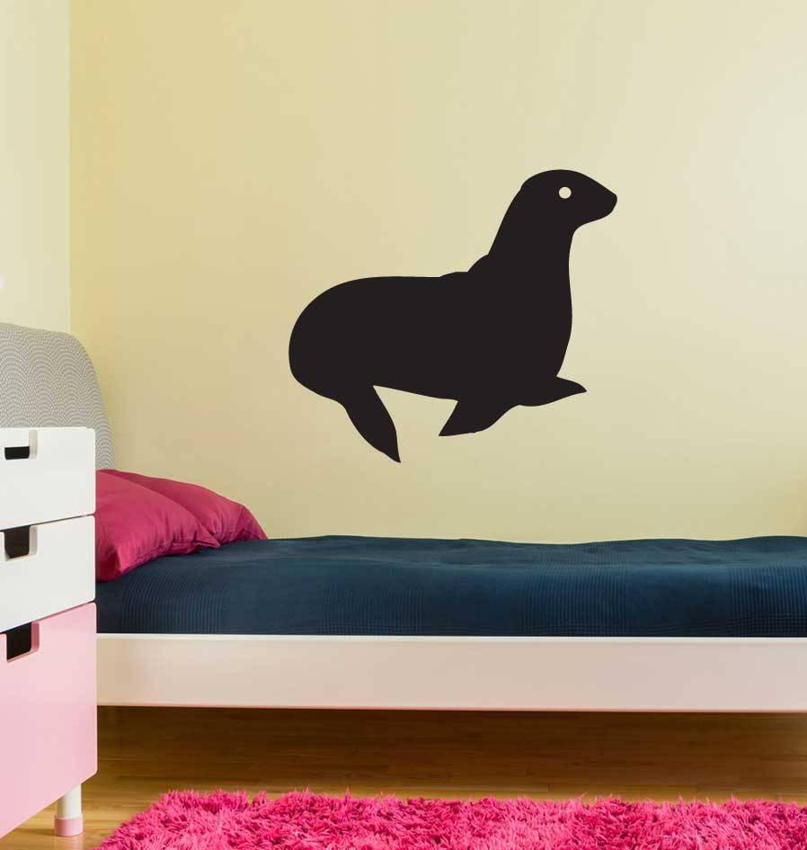 Zeehond Sticker