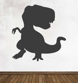 Black board Fantasy Dinosaur Sticker