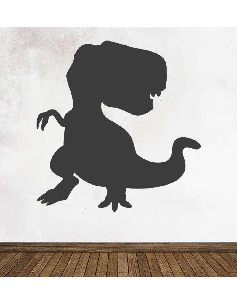Schoolbord Fantasy Dino Sticker