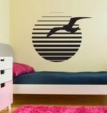 Vogel10 Sticker