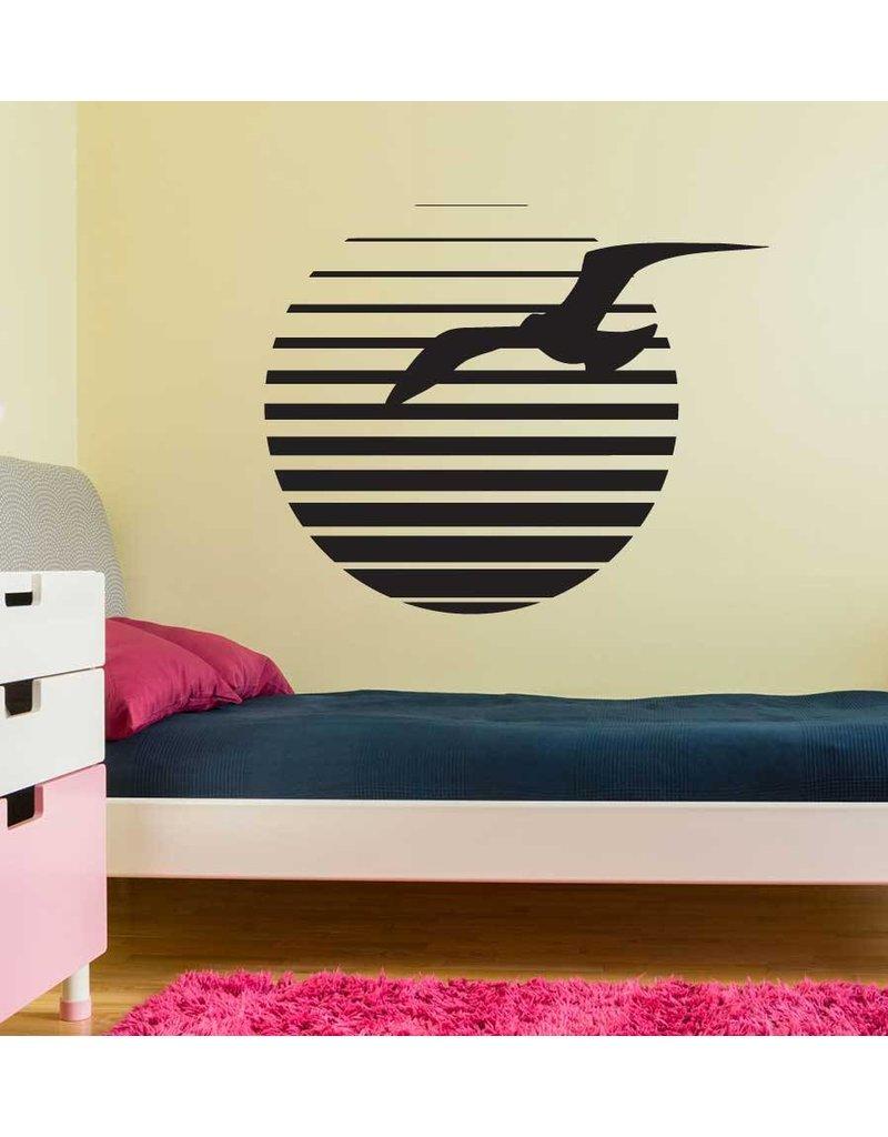 Bird 10 Sticker