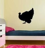 Vogel 5 Sticker
