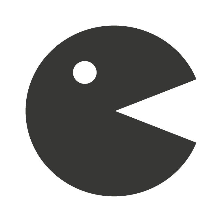 Black board Retro Ghostbuster Sticker