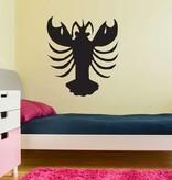 Skorpion Sticker
