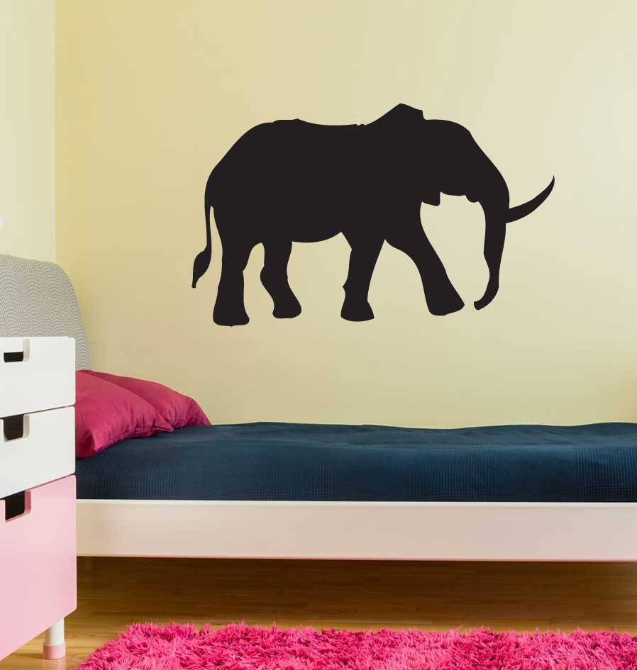 Elefant Sticker