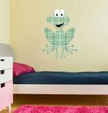 Frosch Motiv Sticker