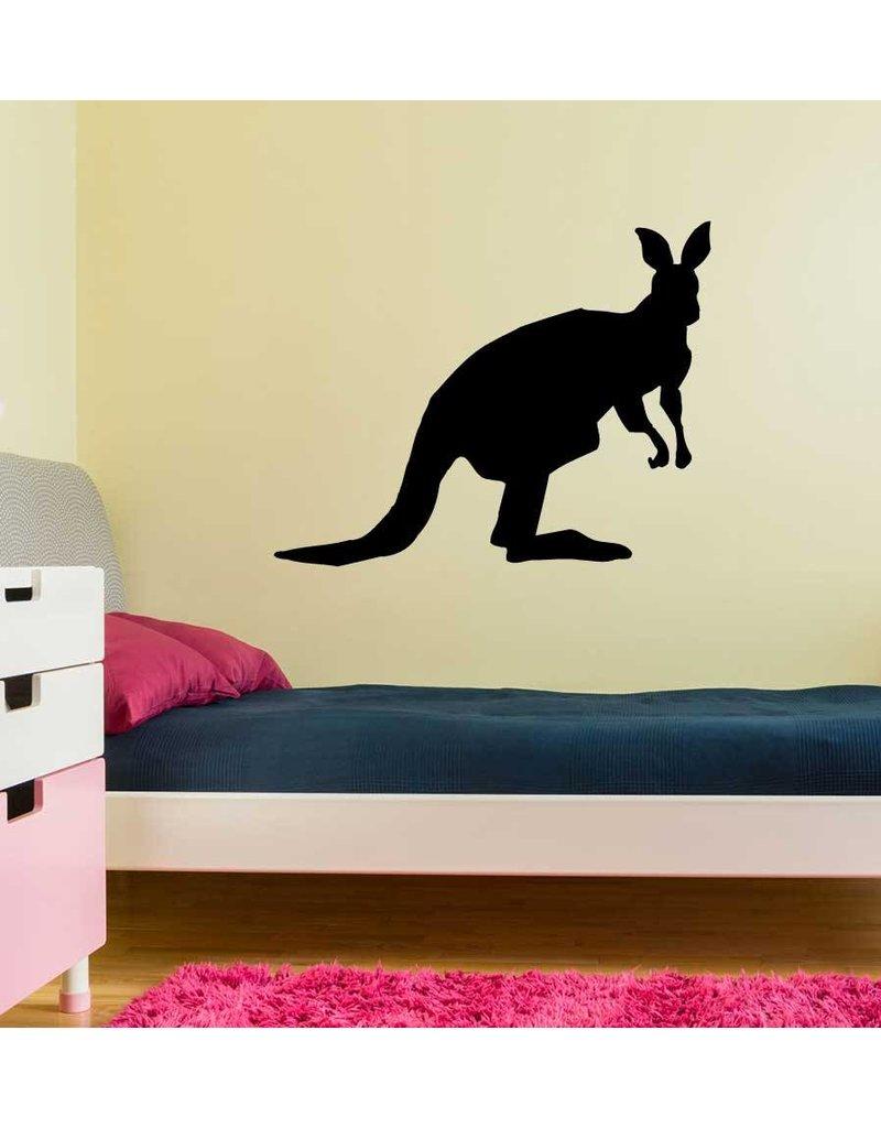 Kangoeroe Sticker