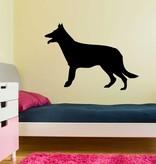 Hund 2 Sticker