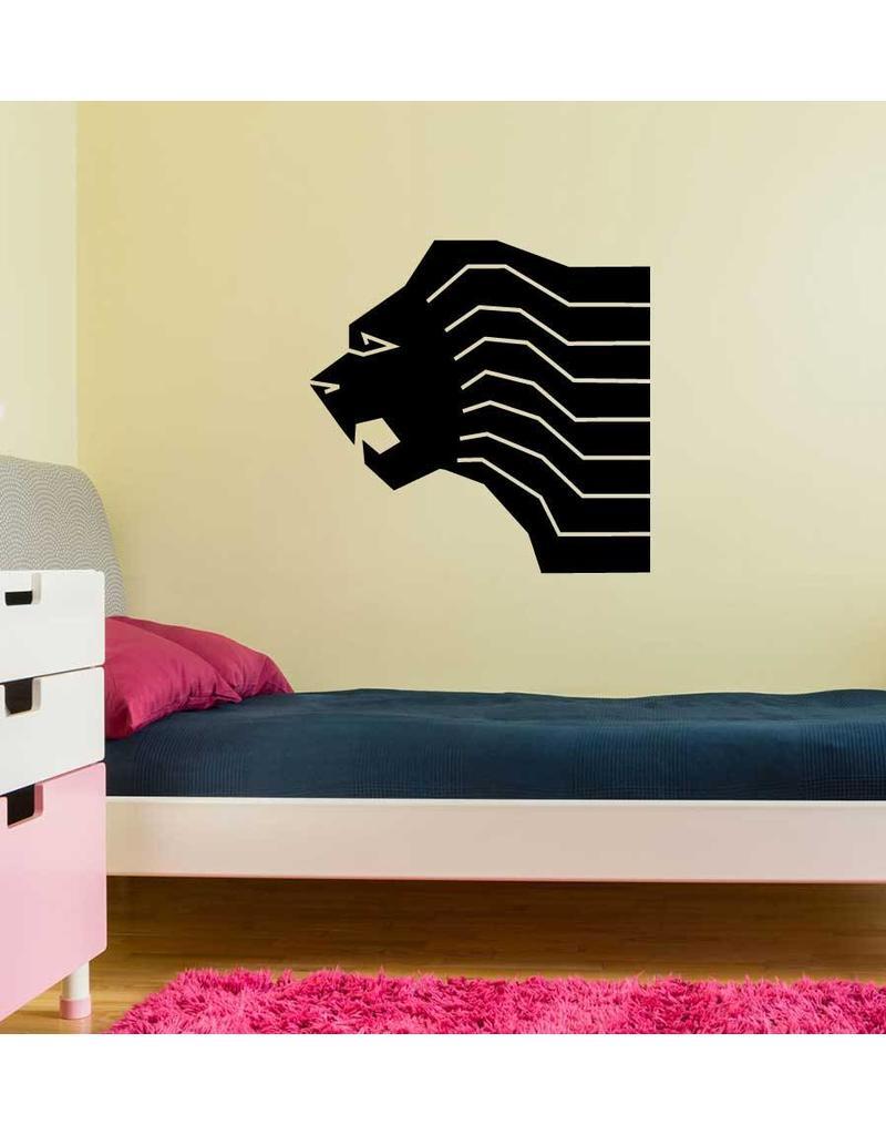 Löwe Sticker