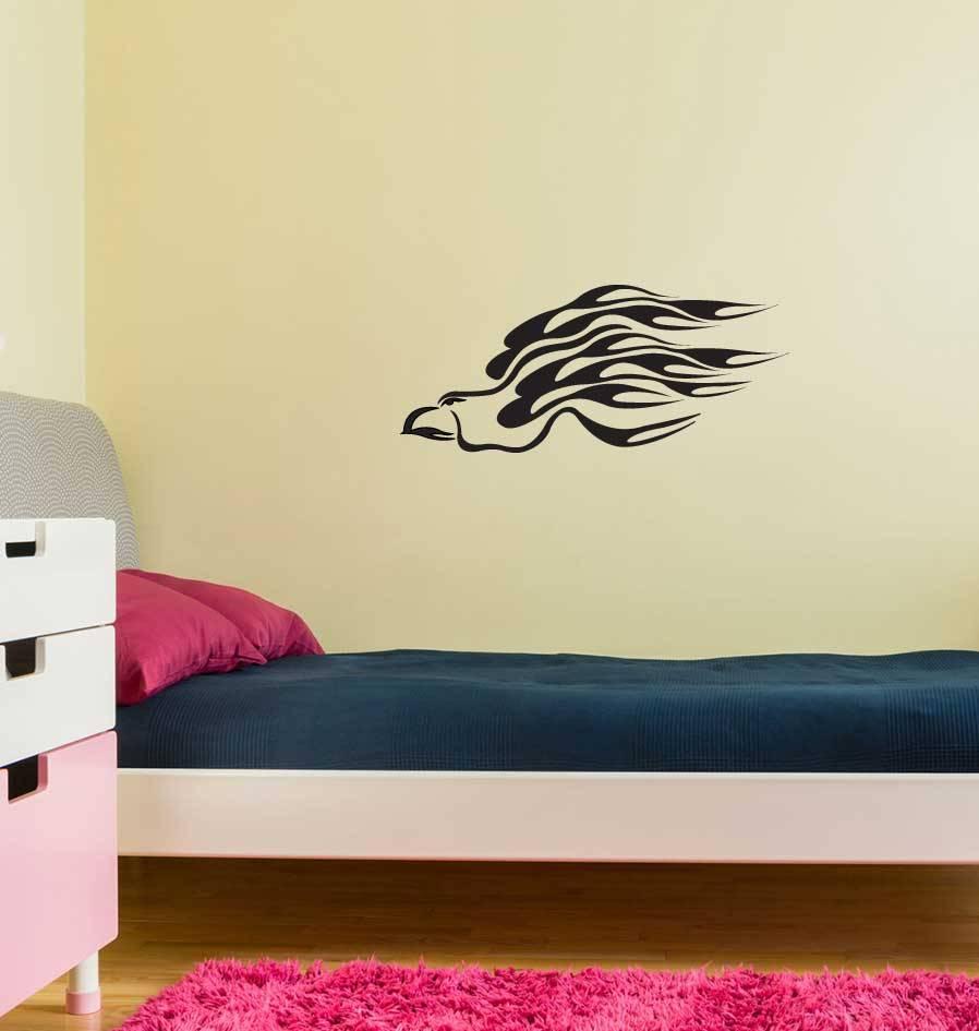 Roofvogel tribal Sticker