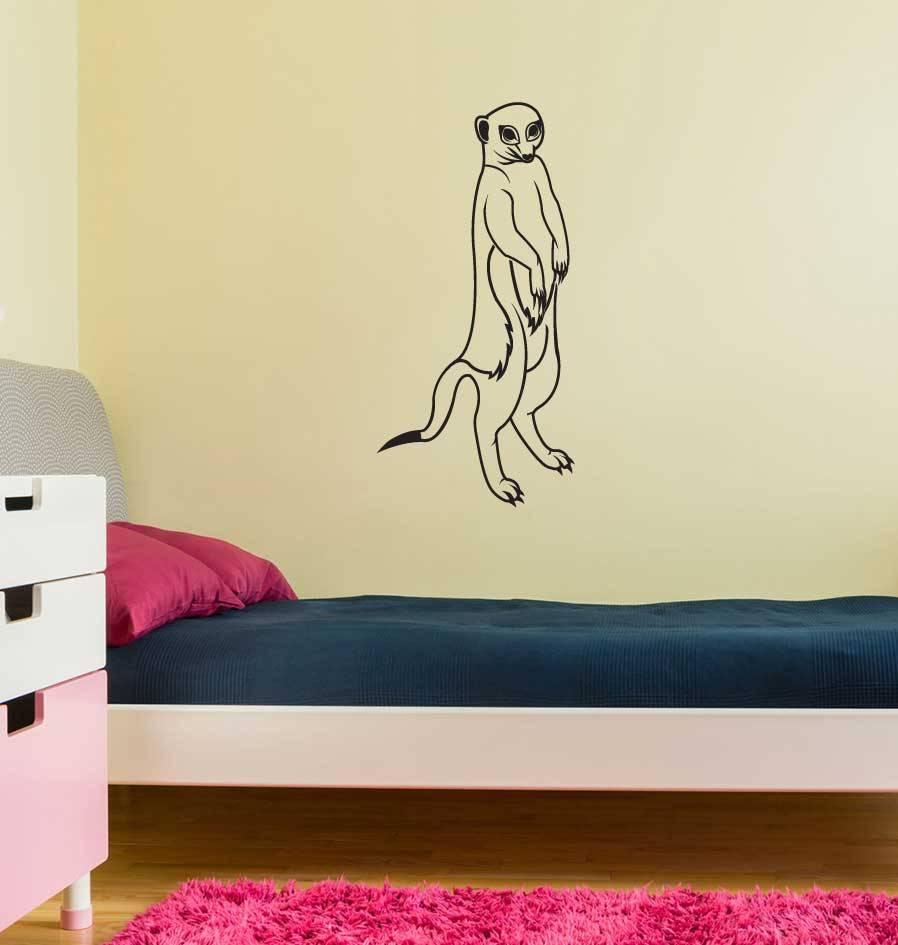 Erdmännchen Sticker