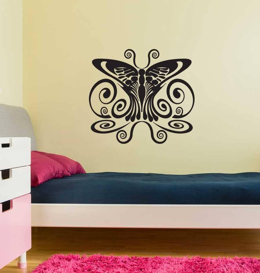 Schmetterling 1 Sticker