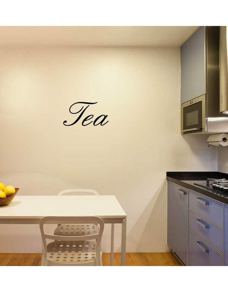 Tea lettres adhésives