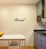 """Letras: """"Bread """""""