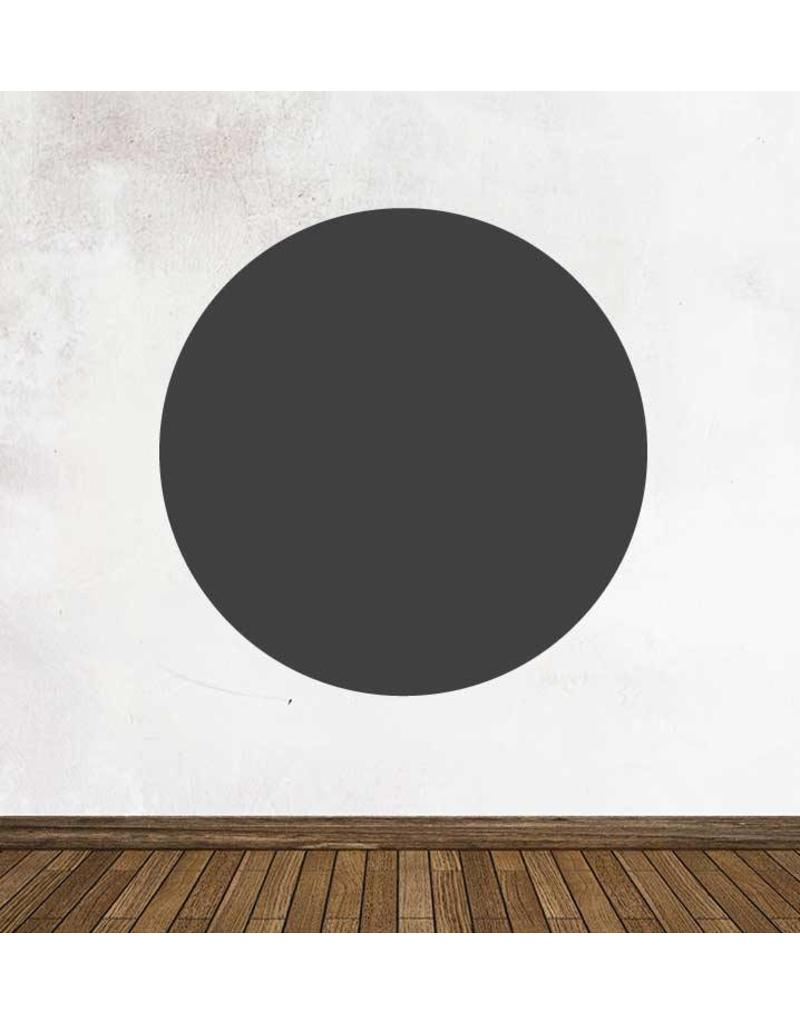 Schoolbord Figuren Cirkel Sticker