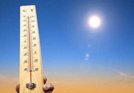 Ideale Temperatur zum Anbringen von Stickern