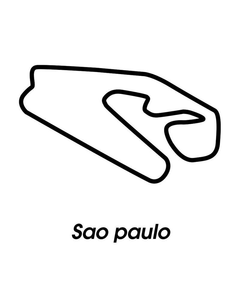 Race circuit Sao Paulo