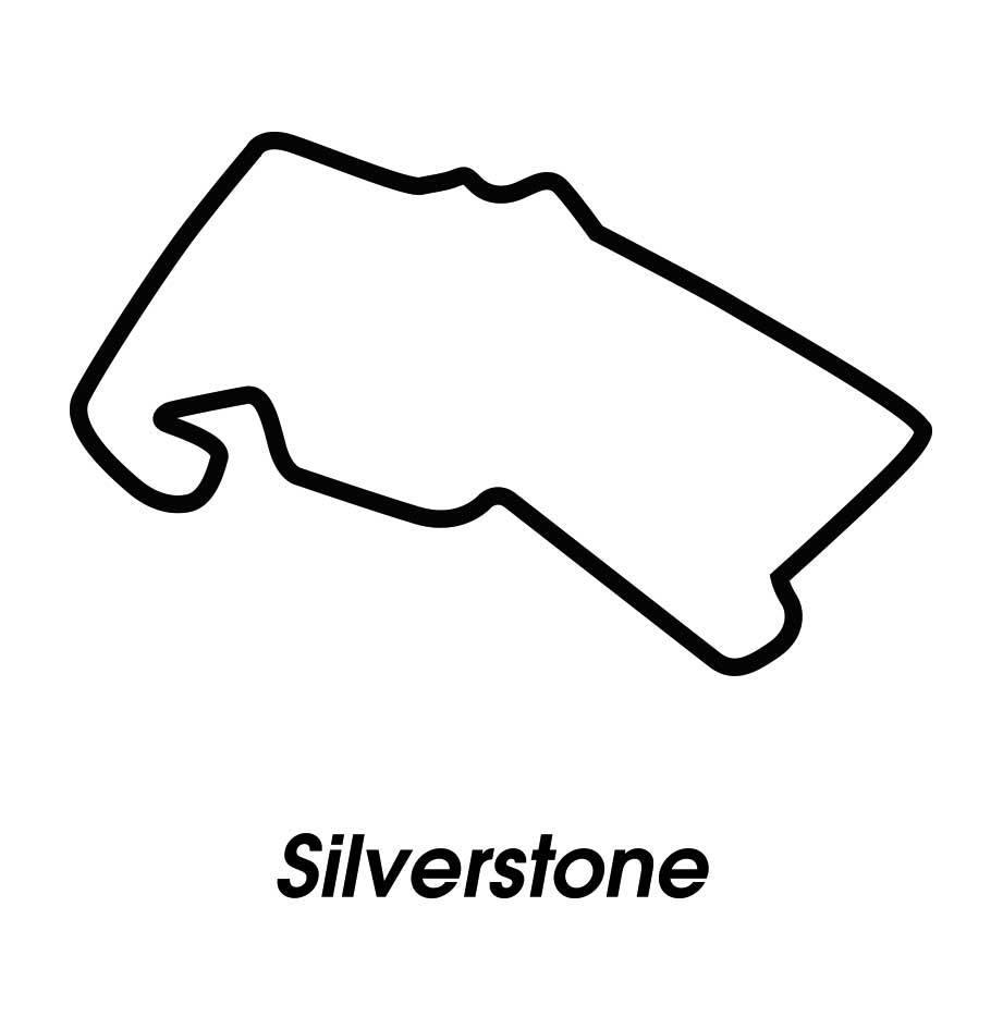 Race circuit Silverstone