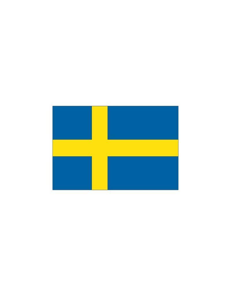 Schweden-Flaggen-Aufkleber
