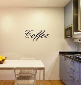 Coffee Klebebuchstaben