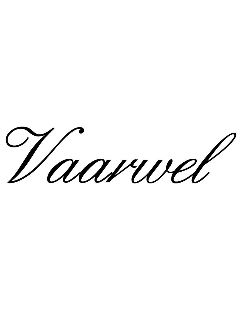 Dutch text: ''Vaarwel''
