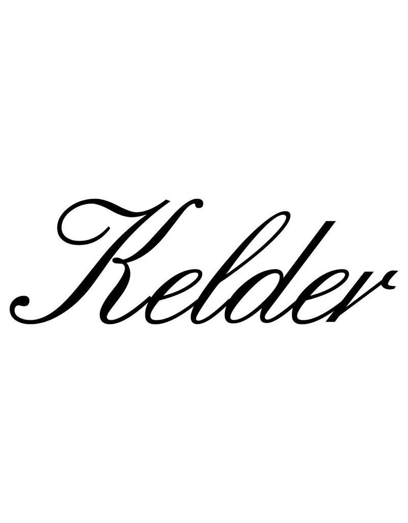 Texte néerlandais: ''Kelder'' lettres adhésives