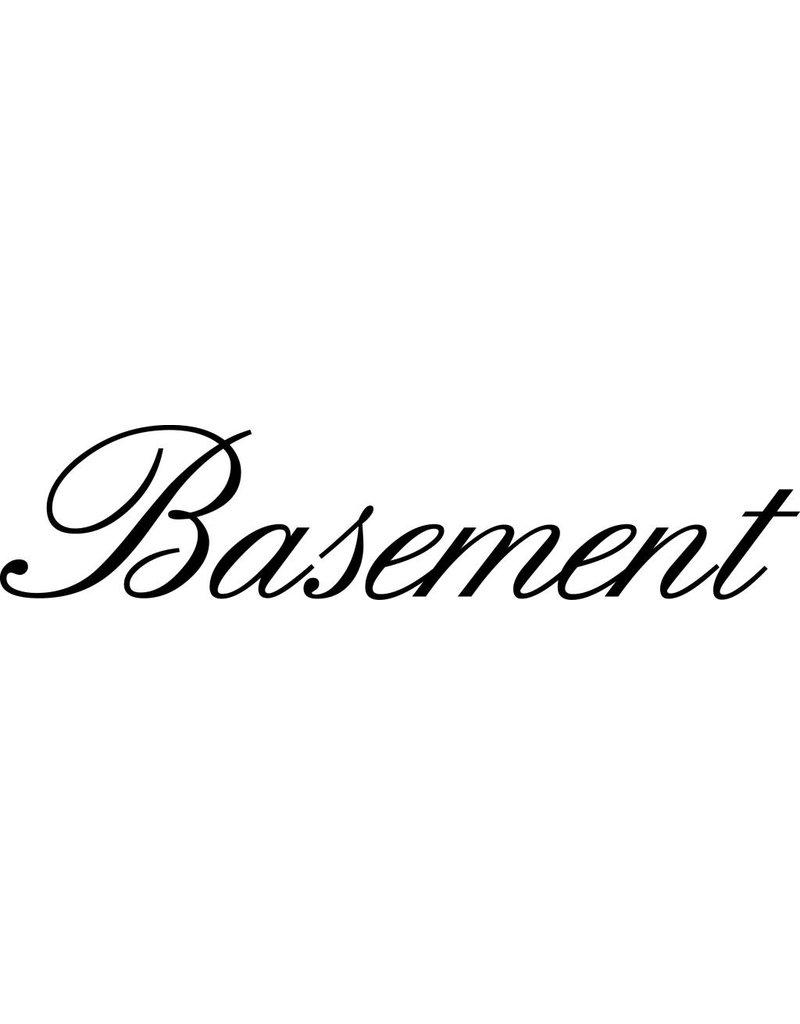 Basement Letter Stickers
