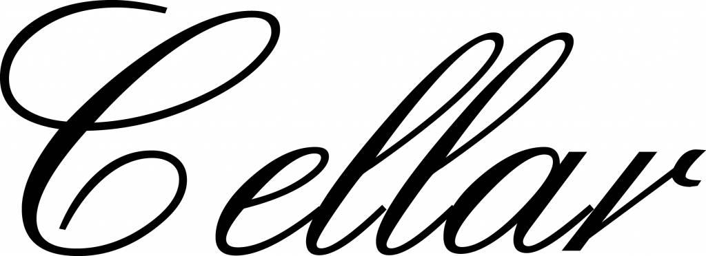 Cellar lettres adhésives