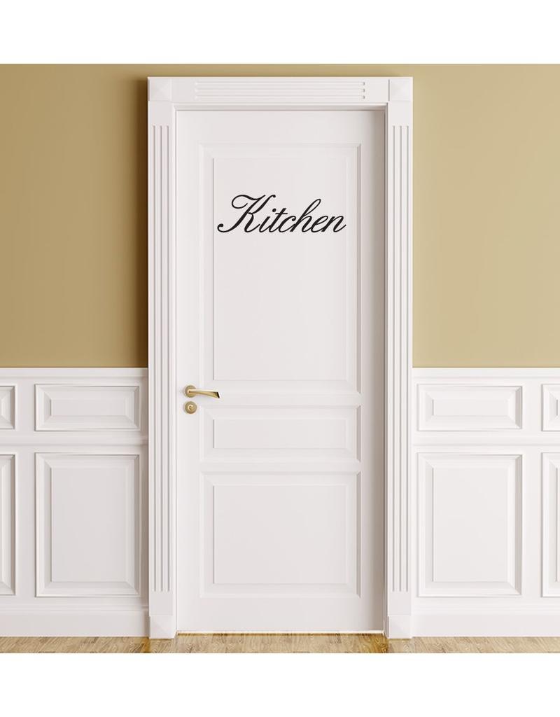 """Letras: """"Kitchen"""""""