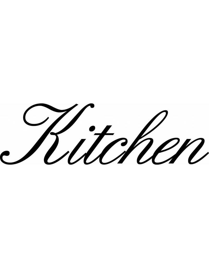 Kitchen lettres adhésives