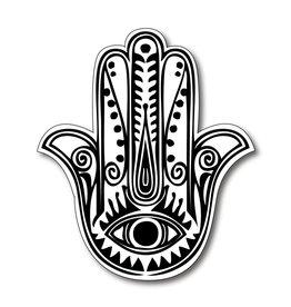 Bouddha main